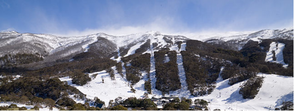 Australian Ski Season Off to a Good Start