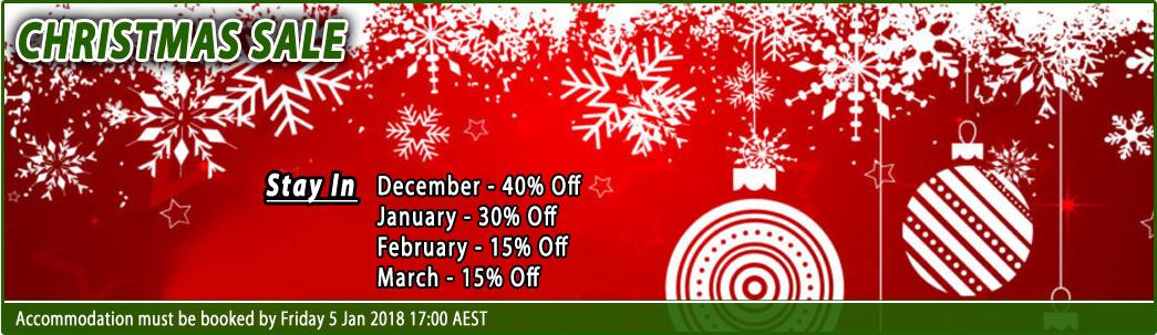 2017-18 Christmas Sale