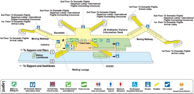Chitose-Airport-Train-Station-Map-2
