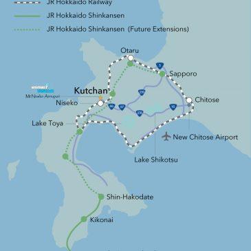 Hokkaido Bullet Train Update