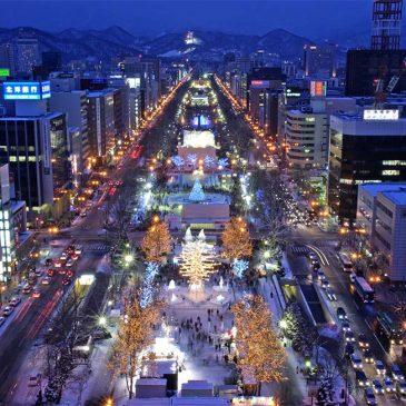 31 Jan – 11 Feb 2019 – 2019 Sapporo Snow Festival